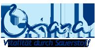 Oxiana - Vitalität durch Sauerstoff-Logo